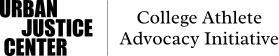 College Athlete Advocacy Initiative Logo